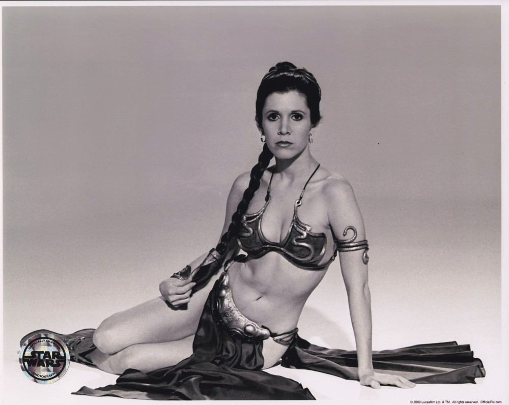 I am not your Slave Leia (1/6)