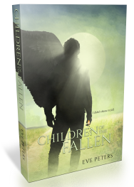 Children of the Fallen is an Urban Fantasy novel by SNG founder Eve Peters