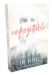 Unforgettable is a Children of the Fallen novel about a girl who can't seem to catch a break in the supernatural world.